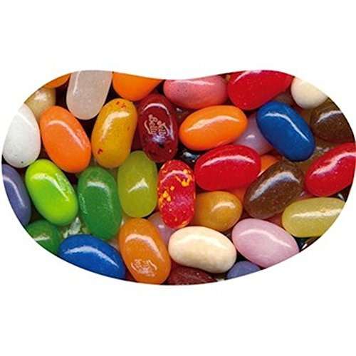Jelly Belly 49 Flavors Assorted Mix 5LB Bag (Bulk)