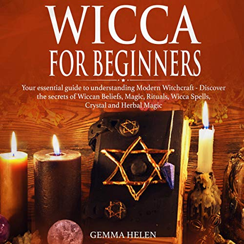 Wicca for Beginners: Your Essential Guide to Understanding Modern Witchcraft Titelbild