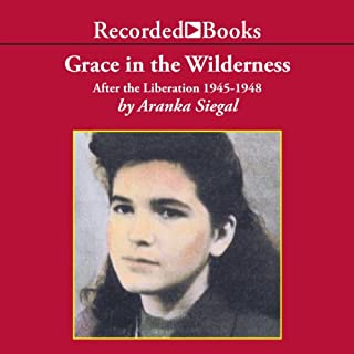 Grace in the Wilderness audiobook cover art