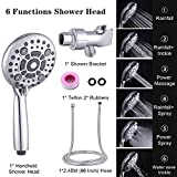 Handheld Showerheads Review and Comparison