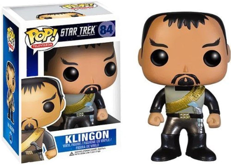 Star Trek Funko Pop TV Vinyl Figure  Klingon