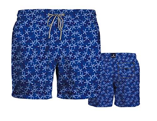 Navigare Uomo Costume da Bagno Nuoto Calzoncini Asciugatura Veloce per Spiaggia Mare Piscina Sport...