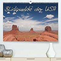 Blickpunkte der USA (Premium, hochwertiger DIN A2 Wandkalender 2022, Kunstdruck in Hochglanz): Eine fotografische Reise durch die USA (Monatskalender, 14 Seiten )