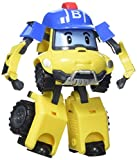 Bucky Robocar Poli Transforming Robot, 4' Tramsformable Action Toy Figure