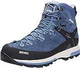 Meindl, Stivali da Escursionismo Donna, Jeans Grigio Chiaro, 40 EU