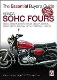 The Essential Buyers Guide Honda Sohc Fours: Cb350, Cb400f, Cb500, Cb550, Cb550f, Cb550k, Cb650, Cb750, Cb750a, Cb750f, Cb750k - 1969-84