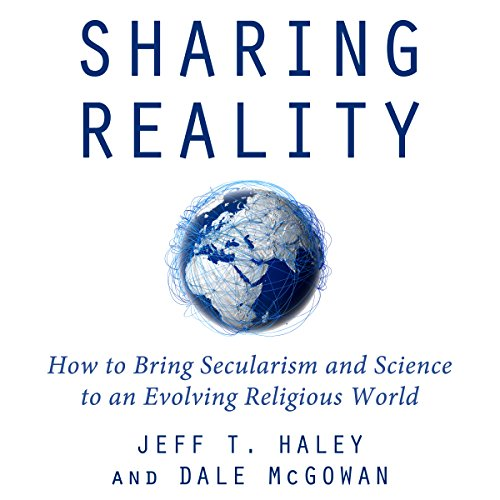 Sharing Reality audiobook cover art