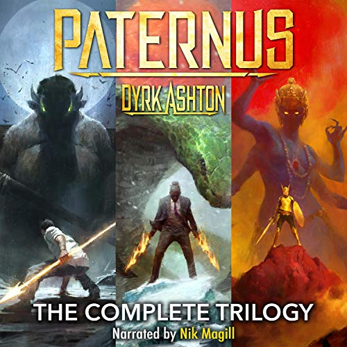 Paternus: The Complete Trilogy cover art