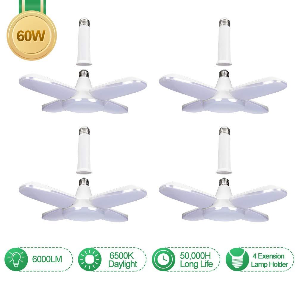 Escolite 6000Lumens Foldable Deformable Warehouse