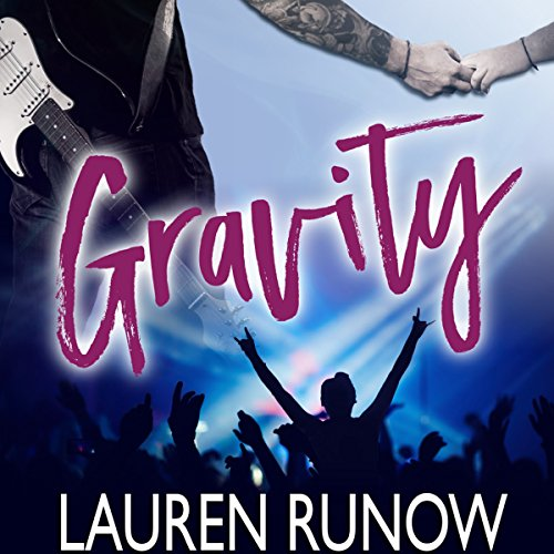 Gravity audiobook cover art