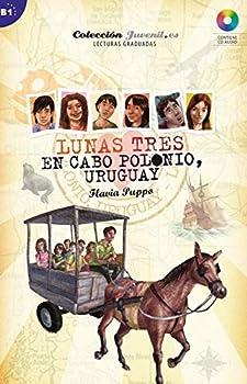 Paperback Lunas Tres: En Cabo Polonio, Uruguay/Lektüre + Audio-CD Book