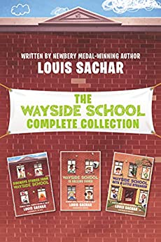 Wayside School 3-Book Collection: Sideways Stories from Wayside School, Wayside School Is Falling Down, Wayside School Gets a Little Stranger by [Louis Sachar, Adam McCauley]