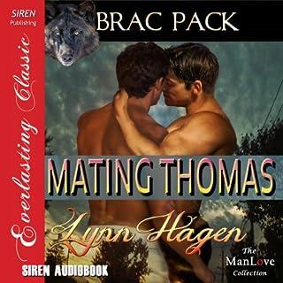 Mating Thomas audiobook cover art