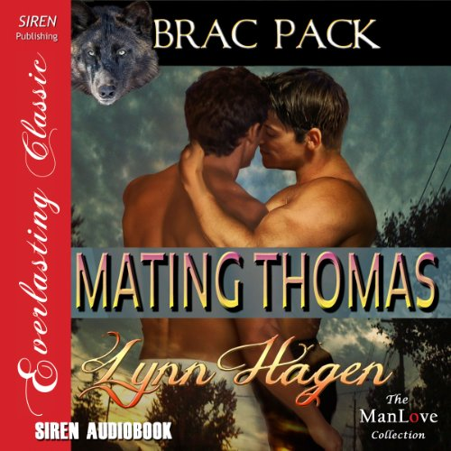 Mating Thomas audiobook cover art