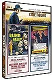 Colección Cine Negro: Rejas Humanas (Blind Alley) 1939 + Bajos Fondos (Underworld U.S.A.) 1961 volumen 2 [DVD]