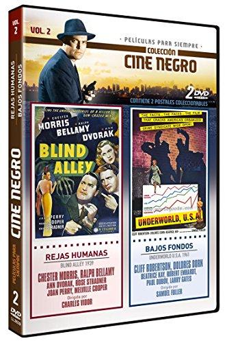 Colección Cine Negro: Rejas Humanas (Blind Alley) 1939 +