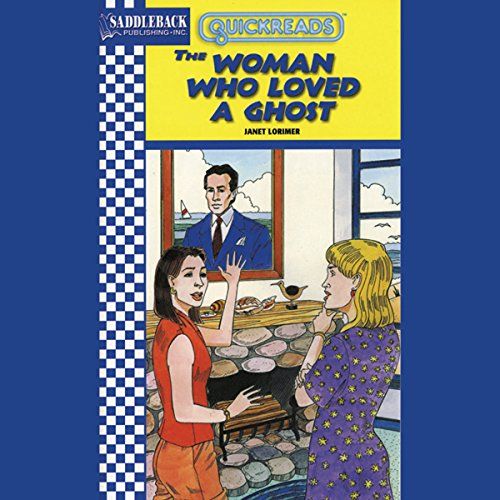 The Woman Who Loved a Ghost audiobook cover art