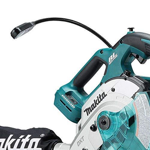Makita DLS600Z Akku-Kapp- und Gehrungssäge (ohne Akku/Ladegerät) - 2
