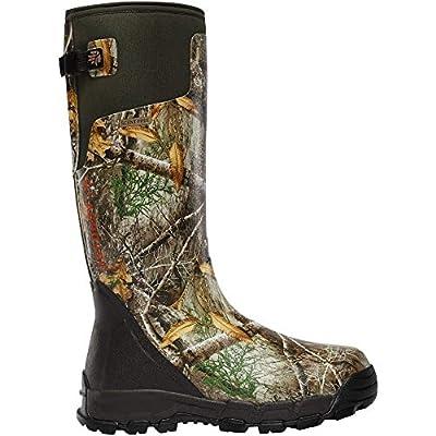 "LaCrosse Men's 376012 Alphaburly Pro 18"" Waterproof 400G Hunting Boot, Realtree Edge - 11 D"