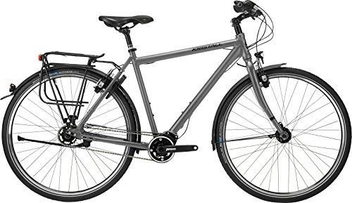 Kristall Traveller-Fahrrad T3 Pinion 1.18 Quarz Matt
