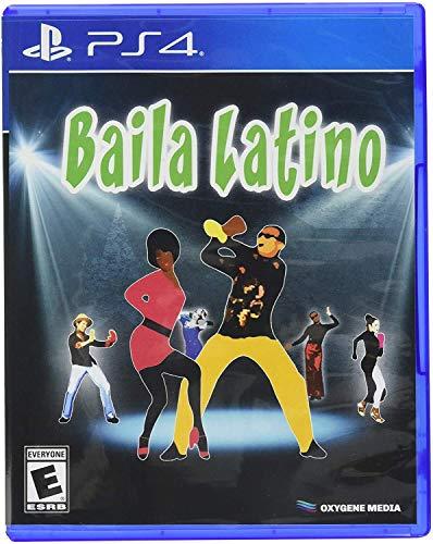 Jogo Baila Latino - Ps4