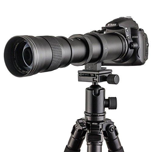 Fotga -   420-800mm f/8.3-16