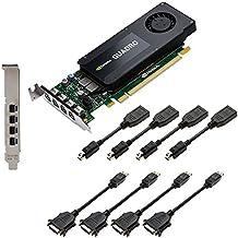 PNY NVIDIA Quadro K1200 - (VCQK1200DVI-PB)