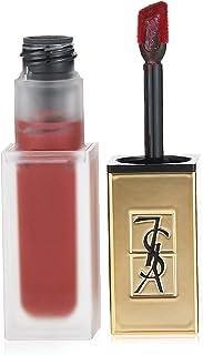 Yves Saint Laurent Tatouage Couture The Metallics Lip Gloss - 102 Iron Pink Spirit for Women 0.2 oz Lip Gloss, 6 ml