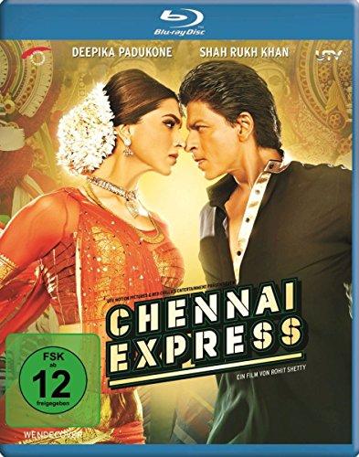 Chennai Express [Blu-ray]