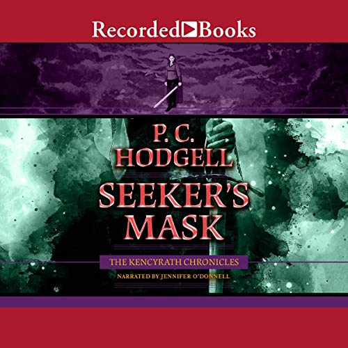 Seeker's Mask audiobook cover art