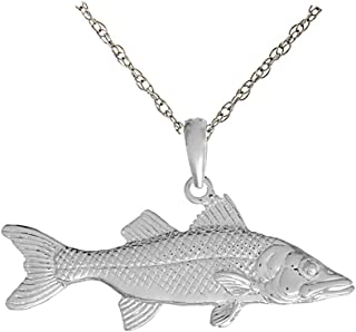 925 Sterling Silver Nautical Necklace Charm Pendant with...