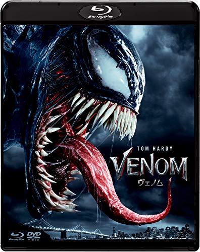 [画像:ヴェノム ブルーレイ&DVDセット [Blu-ray]]