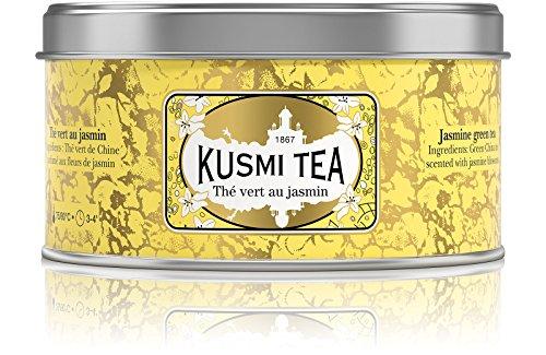 Kusmi Tea - Grüner Tee mit Jasminblüten, aromatisiert