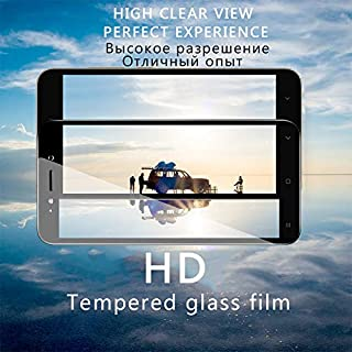 BJHYN 2PCS For Xiaomi Redmi Note 5A Prime Protective Glass For Redmi Note 5A Pro Screen Protector High quality Full Cover ...