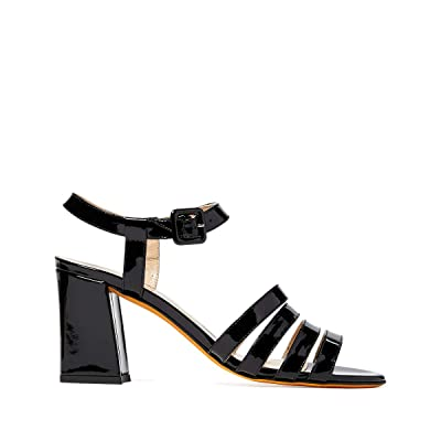 Maryam Nassir Zadeh Palma High Sandal (Black) Women