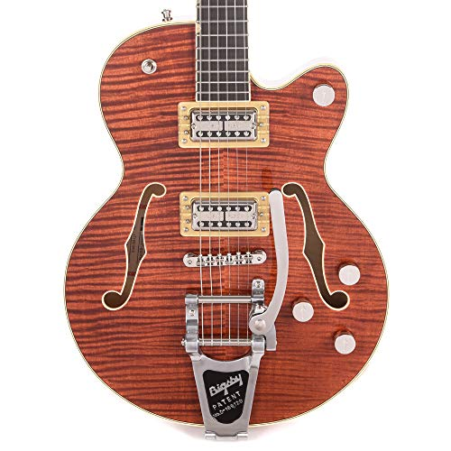 Gretsch Guitars G6659TFM Player's Edition Broadkaster Jr.CB BBN · Chitarra elettrica
