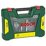 Bosch 68-teiliges V-Line Set zum Bohren und Schrauben, 2607017191