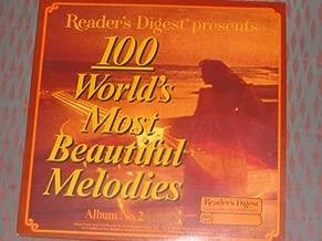 Reader's Digest Presents; 100 World's Most Beautiful Melodies;album No.2