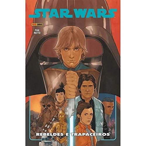 Star Wars. Rebeldes e Trapaceiros