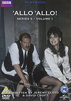 'Allo 'Allo! - Series 5 Vol. 1