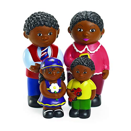 Excellerations Kids Multicultural Figures & Families 6.25-8