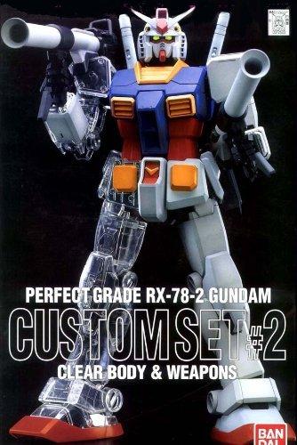 Gundam PG (Perfect Grade) Custom set 2
