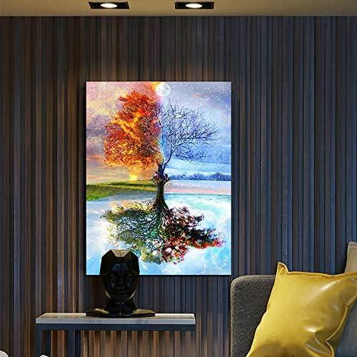 4 seasons wall art _image4
