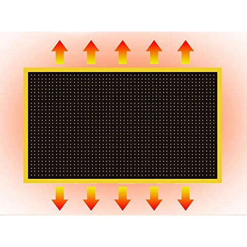 XIA 600W warme Wand Infrarot Heizung Carbon Heizung Panel 110 * 60 cm 9 Farben Farbe  4 kaufen  Bild 1*