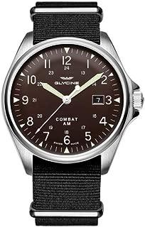 Glycine combat vintage GL0123 Mens automatic-self-wind watch