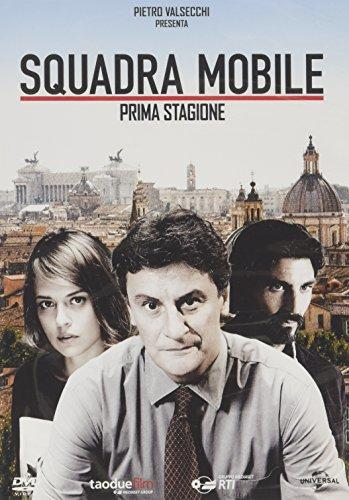Squadra Mobile Stg.1 (Box 3 Dvd)