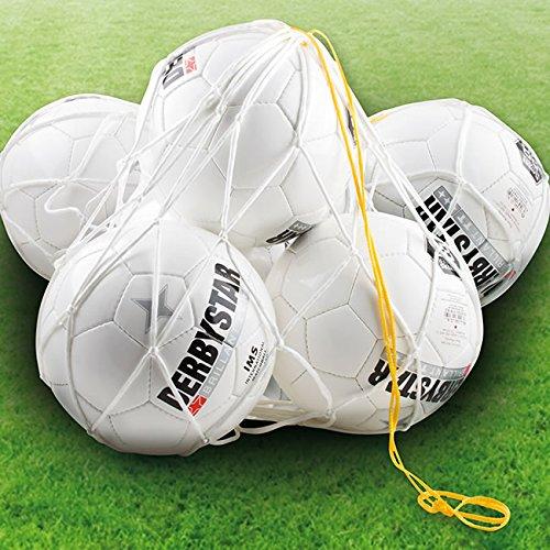 B+D Fußball Balltragenetz (für 6 Bälle)