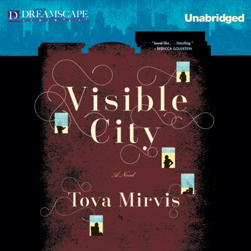 Visible City audiobook cover art
