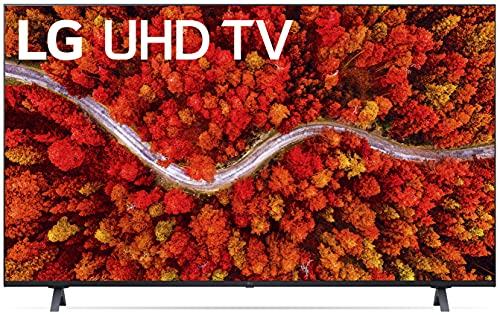 """LG 55UP8000PUR Alexa Built-In 55"""" 4K Smart UHD TV (2021)"""