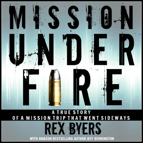 Mission Under Fire audiobook cover art